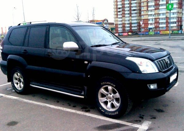 Toyota Land Cruiser Prado, 2003 год, 1 250 000 руб.