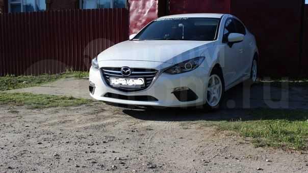 Mazda Mazda3, 2014 год, 739 000 руб.