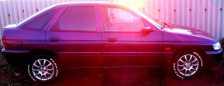 Ford Escort, 1996 год, 80 000 руб.