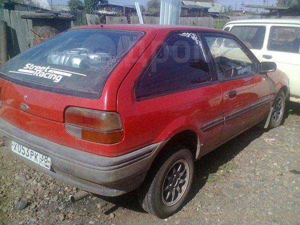 Ford Laser, 1985 год, 15 000 руб.