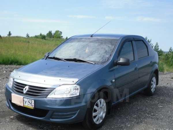 Renault Logan, 2011 год, 280 000 руб.
