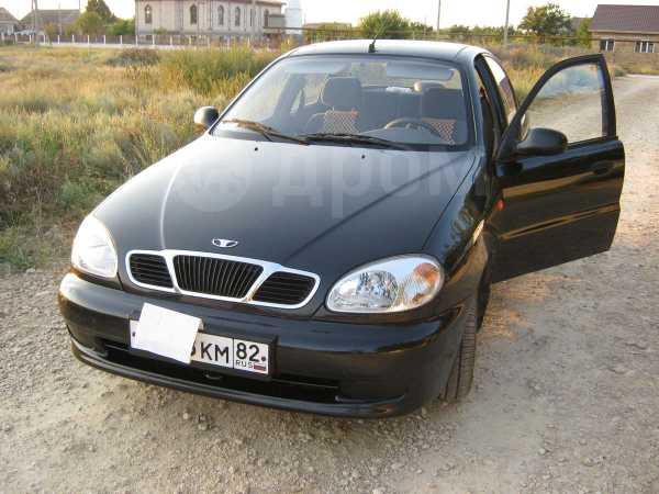 Daewoo Lanos, 2008 год, 260 000 руб.