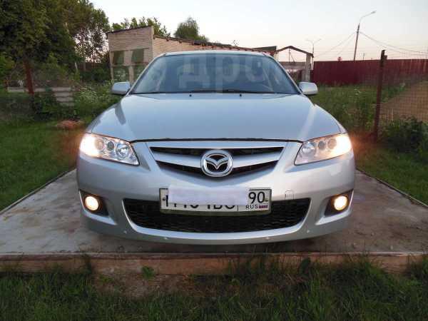 Mazda Mazda6, 2002 год, 250 000 руб.