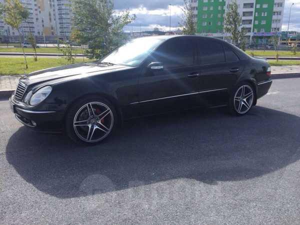 Mercedes-Benz E-Class, 2003 год, 660 000 руб.