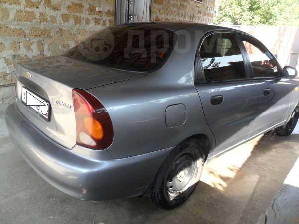 Chevrolet Lanos, 2006 год, 165 000 руб.