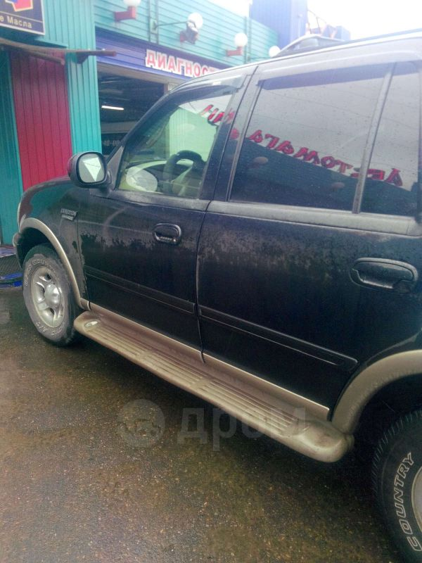 Ford Expedition, 2001 год, 500 000 руб.