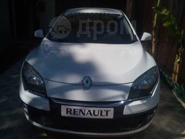 Renault Megane, 2013 год, 570 000 руб.