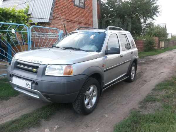 Land Rover Freelander, 1998 год, 240 000 руб.