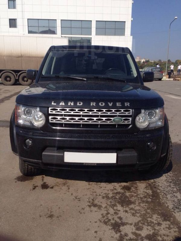 Land Rover Discovery, 2011 год, 710 000 руб.