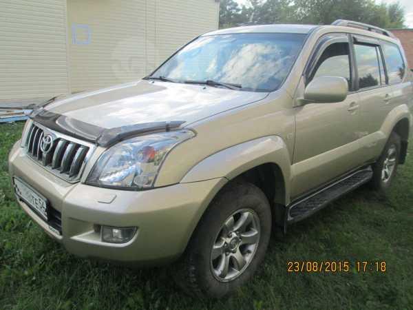 Toyota Land Cruiser Prado, 2007 год, 1 490 000 руб.