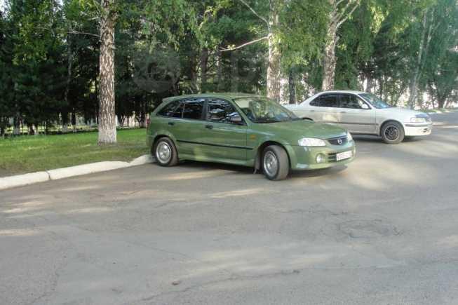 Mazda 323F, 1999 год, 250 000 руб.