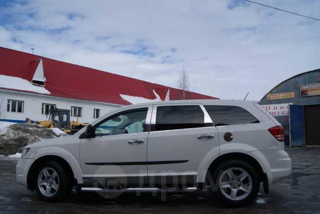 Dodge Journey, 2009 год, 660 000 руб.