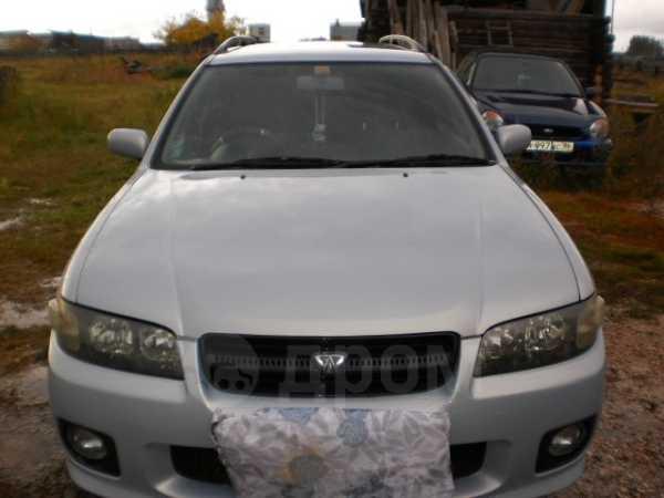Nissan Avenir Salut, 2002 год, 150 000 руб.
