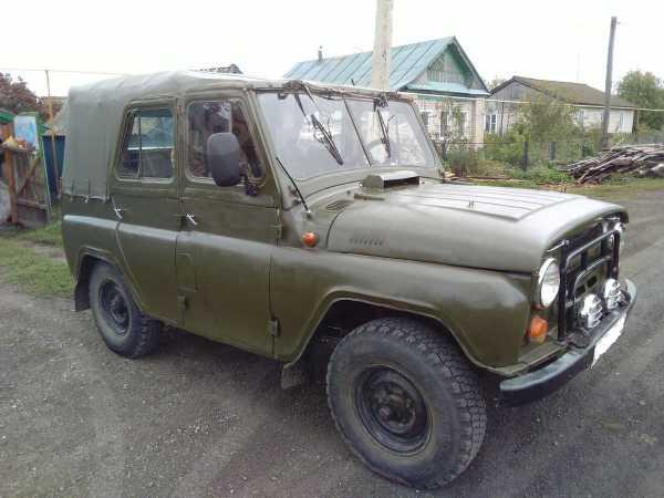 УАЗ 469, 1976 год, 80 000 руб.