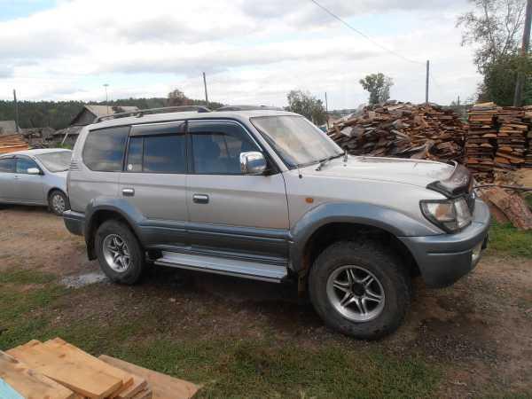 Toyota Land Cruiser Prado, 1996 год, 610 000 руб.