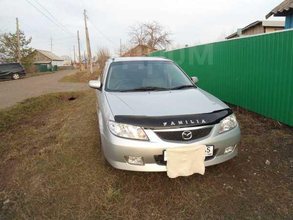 Mazda Familia S-Wagon, 2001 год, 190 000 руб.