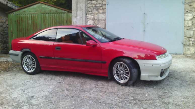 Opel Calibra, 1992 год, 220 000 руб.