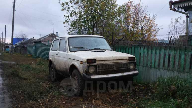 Лада 4x4 2121 Нива, 1982 год, 44 900 руб.