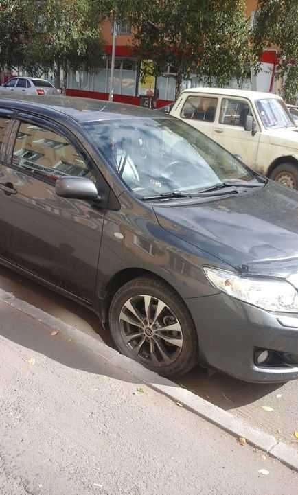 Toyota Corolla, 2010 год, 635 000 руб.