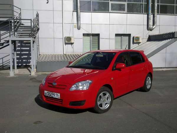 Toyota Allex, 2005 год, 330 000 руб.