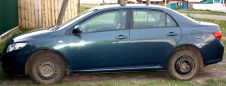 Toyota Corolla, 2008 год, 510 000 руб.