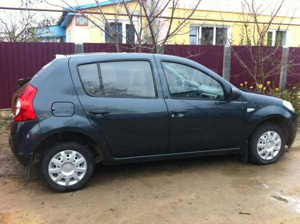 Renault Sandero, 2009 год, 300 000 руб.