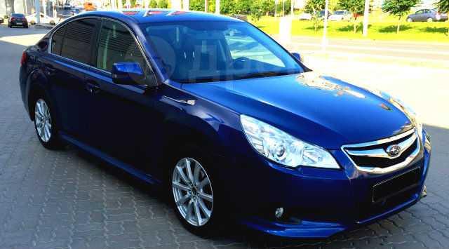 Subaru Legacy, 2012 год, 920 000 руб.