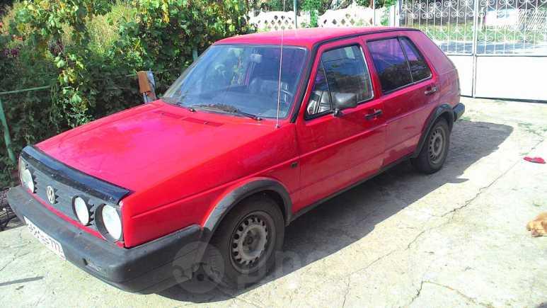 Volkswagen Golf, 1987 год, 100 000 руб.
