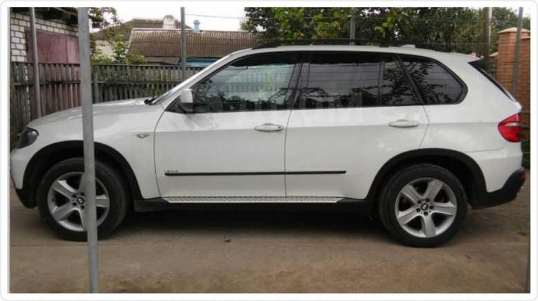 BMW X5, 2007 год, 1 070 000 руб.