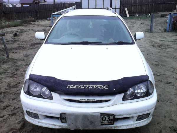 Toyota Caldina, 1999 год, 263 000 руб.