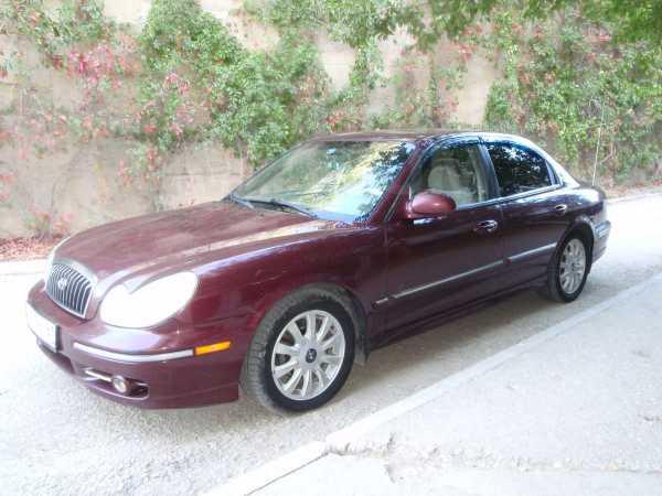 Hyundai Sonata, 2003 год, 300 000 руб.