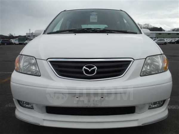 Mazda MPV, 2001 год, 150 000 руб.