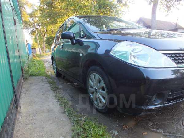 Nissan Tiida, 2007 год, 270 000 руб.