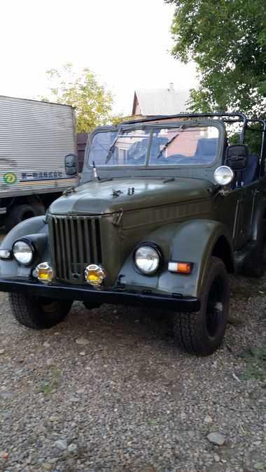 ГАЗ 69, 1965 год, 450 000 руб.