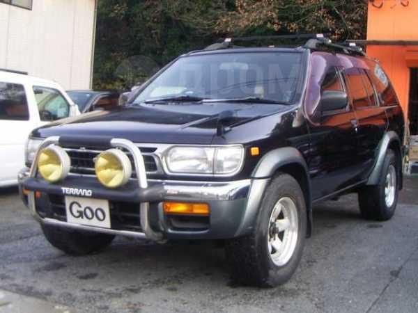 Nissan Terrano, 1998 год, 530 000 руб.
