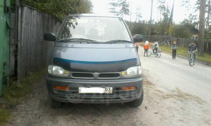 Nissan Serena, 1992 год, 140 000 руб.