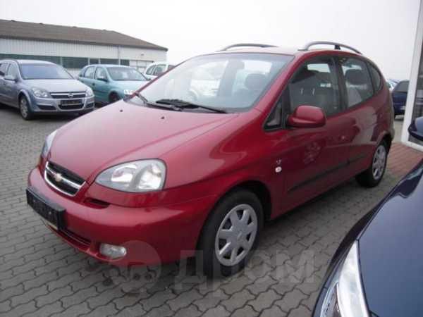 Chevrolet Rezzo, 2006 год, 275 000 руб.
