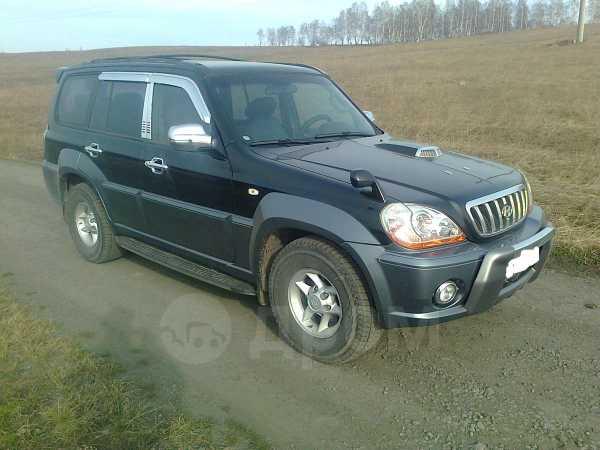 Hyundai Terracan, 2001 год, 425 000 руб.