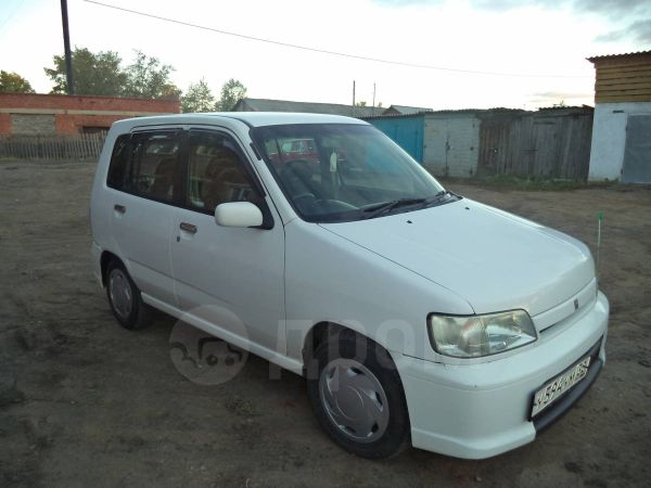 Nissan Cube, 2000 год, 155 000 руб.