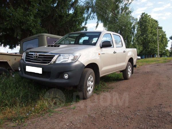 Toyota Hilux Pick Up, 2014 год, 1 315 000 руб.