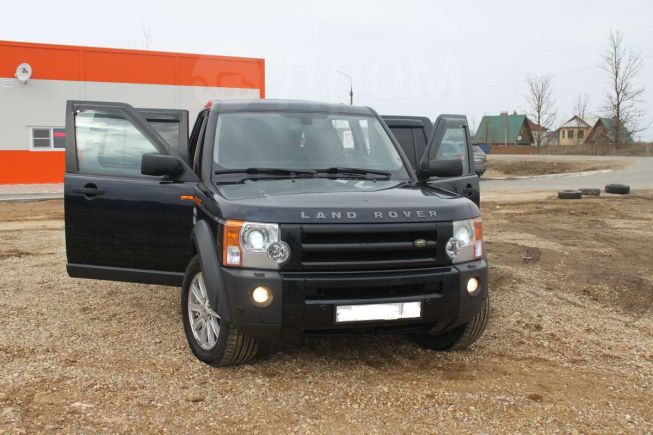 Land Rover Discovery, 2008 год, 800 000 руб.