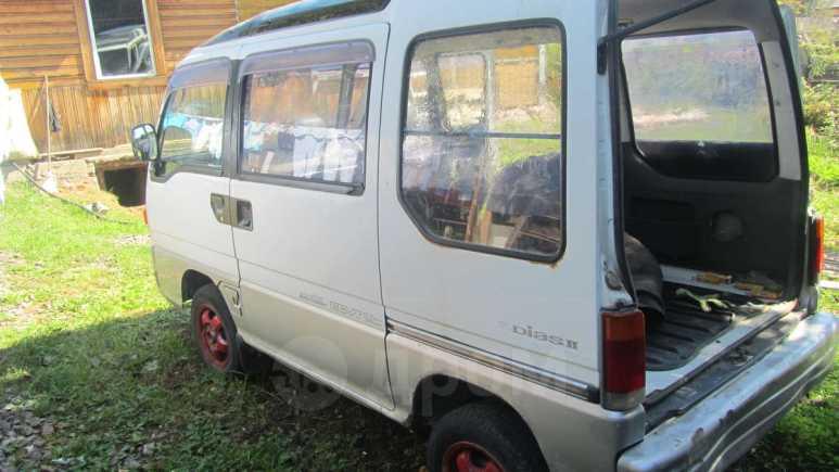 Subaru Sambar, 1994 год, 35 000 руб.