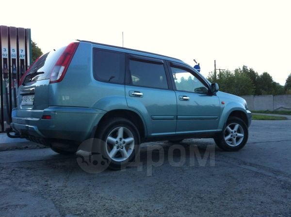 Nissan X-Trail, 2003 год, 510 000 руб.