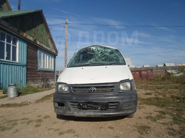 Toyota Town Ace, 2001 год, 110 000 руб.