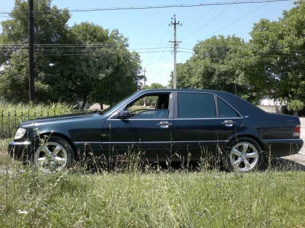 Mercedes-Benz S-Class, 1996 год, 270 000 руб.