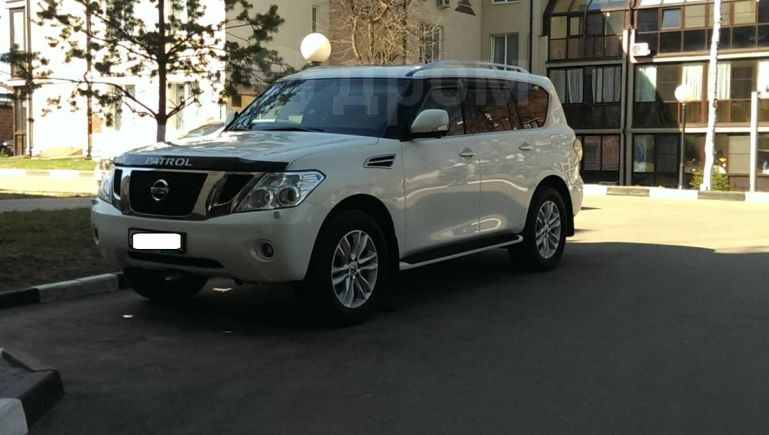 Nissan Patrol, 2012 год, 2 280 000 руб.