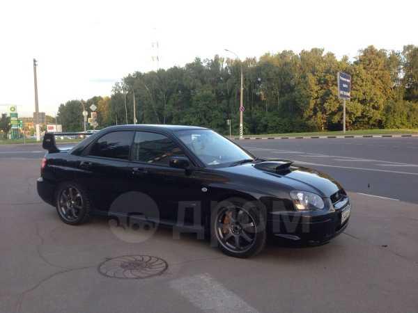 Subaru Impreza WRX STI, 2003 год, 670 000 руб.