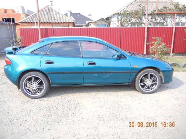 Mazda 323F, 1997 год, 180 000 руб.