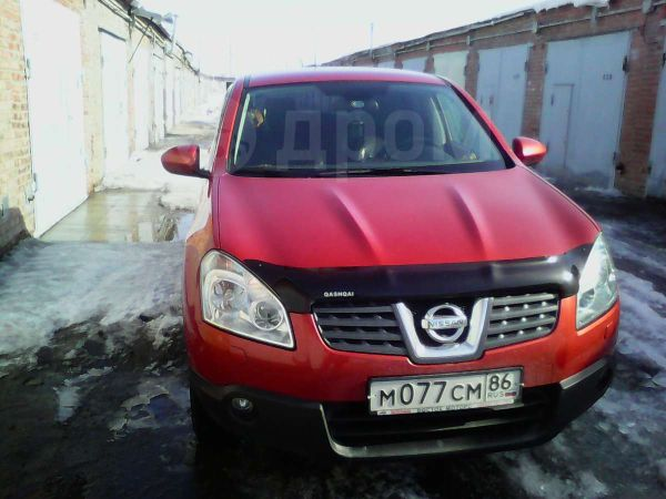 Nissan Qashqai, 2007 год, 680 000 руб.