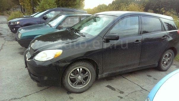 Toyota Matrix, 2003 год, 310 000 руб.